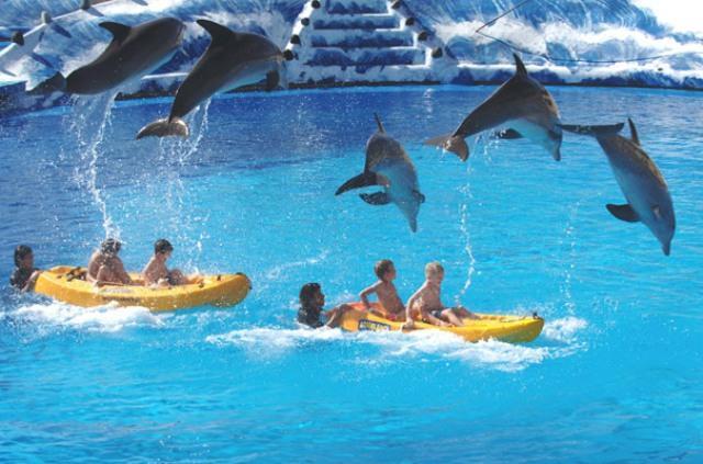 Аквапарк бенидорм фото туристов